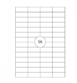 Etiquetas 52,5x21,2 Multi3 100 Folhas A4 5600un