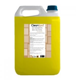 Detergente Bio-Alcool CleanSpot Pavimentos (5 Litros)