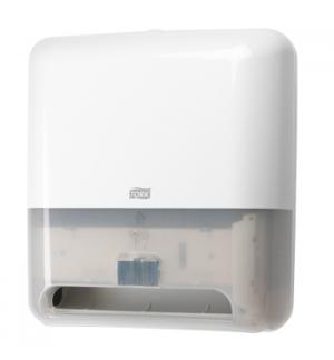 Dispensador Toalhas Mao Rolo TORK H1 Matic c/Sensor Branco