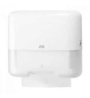 Dispensador Toalhas Mao Zig-Zag Mini TORK H3 Branco - 1un