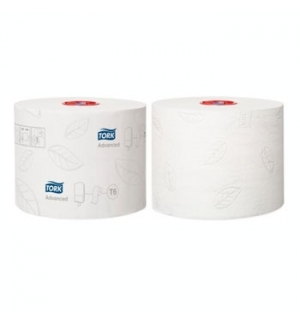 Papel Higienico (Jumbo) 100mts 2Fls TORK T6 Advanced 9,9cm-2