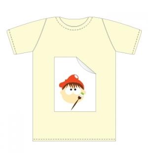 T-Shirt Transfer InkJet A4 Tecidos Claros (4234) 10 Folhas