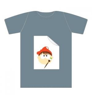 T-Shirt Transfer InkJet A4 Tecidos Escuros (4232) 10 Folhas