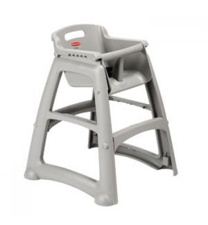 Cadeira Bebé Sturdy Pés Cinza (Não inclui a Bandeja)