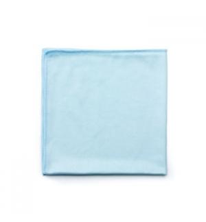 Pano Po Microfibra HYGEN 40x40x0,2cm p/Vidros Azul Claro