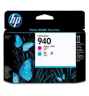 Cabeça Impressão HP 940 Azul / Magenta C4901A