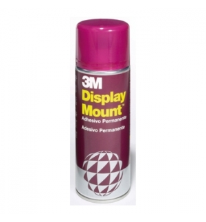 Cola Spray Displaymount Permanente Extra Forte 400ml