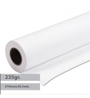 Papel Plotter Everiday Satin 235gr 610mmx30.5mts