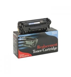 Toner IBM p/HP 1010/1012/1015 (Q2612A) Preto