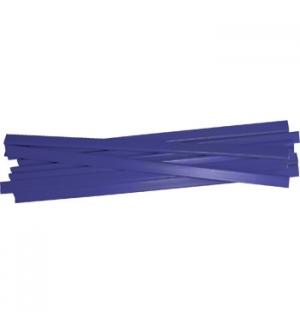 Baguete 06mm A4 Azul Pack 50 un