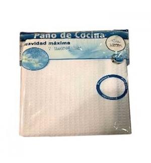 Panos Microfibras 50x50cm  p/Cozinha Branco - 1un