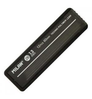 Minas 1,3mm 2B Milan Tubo
