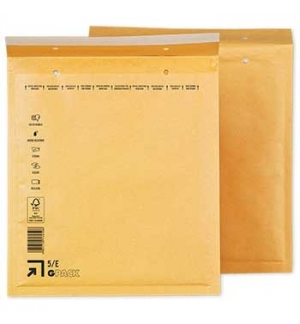 Envelopes Air-Bag 220x265 Kraft 20x265 Nº 2 un