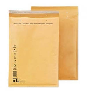 Envelopes Air-Bag 230x340 Kraft Nº 4 un