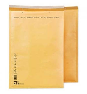 Envelopes Air-Bag 300x445 Kraft Nº 6 un