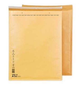 Envelopes Air-Bag 350x470 Kraft Nº 7 un