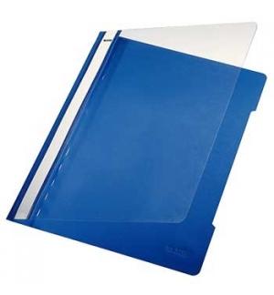 Classificador Plas. Capa Transp Leitz 4191 Azul Escuro 25uni