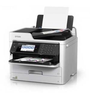 Multifuncoes EPSON Tinta A4 WorkForce Pro WF-C5710DWF