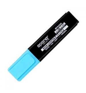 Marcador Fluorescente Epene EP10-0122 Azul-1un