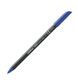 Marcadores Medio Edding 1200 Azul 1un