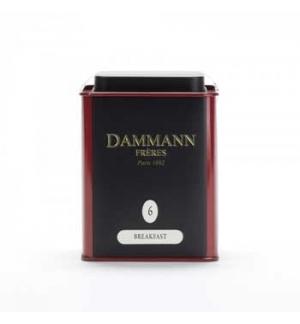 Cha Lata Breakfast Dammann Nº6 (100gr)