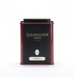 Cha Lata Carcadet Fantasia Dammann Nº398 100gr)