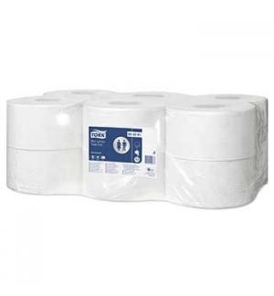 Papel Higienico (Jumbo) 120mts 2Fls TORK 9cm-12un