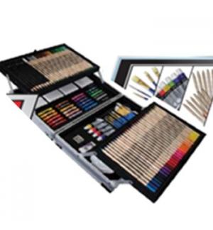 Kit Pinturas Art Essentials Cx Metal 122un
