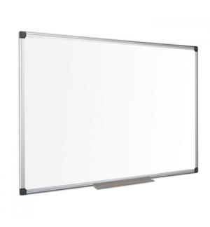 Quadro Branco 150x120cm Lacado Magnetico c/aro em Aluminio