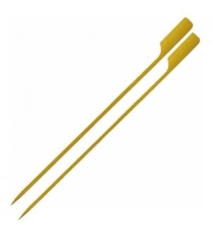 "Paus Espetadas ""Golf"" Bambu 21cm 100un"