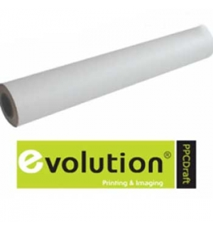 Papel Plotter 80gr 841mmx150mts (PPC) Evolution Extra -1Rolo