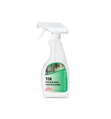 Limpeza e proteção de moveis nobres TOK GLOW 750ml