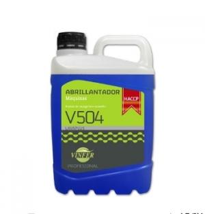 Abrilhantador Loiça Maquina (A.Duras) Vinfer HACCP - 5 Litro