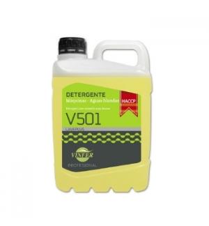 Detergente Máquina Loiça Líquido HACCP 5L (Águas Moles)