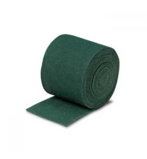 Esfregao Fibra Verde para Loica 14cmx6mts Rolo