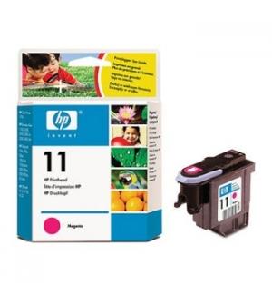 Cabeça Impressão HP 11 Magenta C4812A 8ml 2400 Pág.