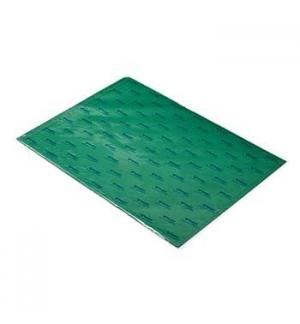 Papel Seda 51x76cm Pack 25 Folhas Verde Forte