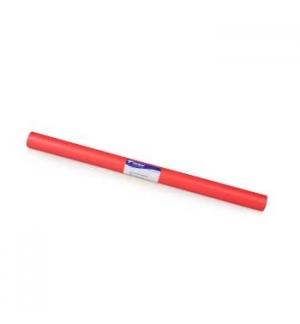 Forra Livros Rolo 0.50x3mts autocolante 100micOpaco Vermelho