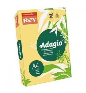 Papel Fotocopia Adagio(cd02) A4 80gr Manteiga 1x500Fls