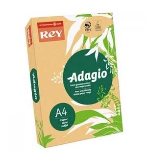 Papel Fotocopia Adagio(cd97) A4 80gr Canela 1x500Fls