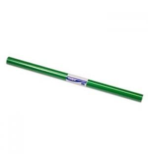 Papel Lustro Rolo 25 Folhas 50x65 Verde Forte