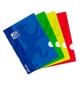 Caderno Agrafado Oxford Openflex A4 Pautado 90gr 48Fls 4Core