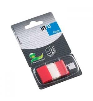 Separador Tape Flags 1 Polegada Vermelho