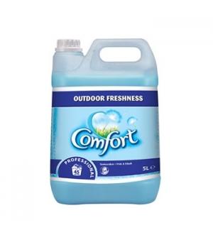 Amaciador Roupa Comfort Frescura do Campo 5L