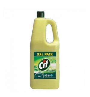 Creme Limpeza Cif Professional Creme Limão 2L