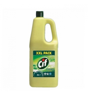 Creme Limpeza Cif Professional Limão 2L