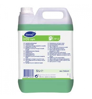 Detergente Manual de Lavar Loica  SUMA LIGHT D1.2 5L