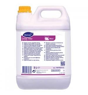 Higienizante Suma D4.4 p/ lavagem Legumes/Frutas 5L