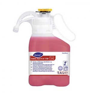 Detergente Sani 4 in 1 SmartDose 1,4L