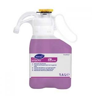 Detergente Desinfetante Suma Bac D10 SmartDose 1,4L